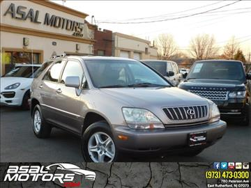 2002 Lexus RX 300 for sale in East Rutherford, NJ