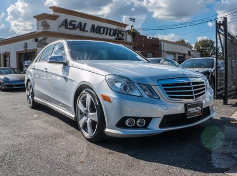 2010 Mercedes-Benz E-Class for sale in East Rutherford, NJ