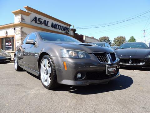 2008 Pontiac G8 for sale in East Rutherford, NJ