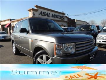 2004 Land Rover Range Rover for sale in East Rutherford, NJ
