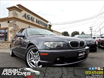 2005 BMW 3 Series for sale in East Rutherford, NJ