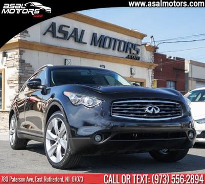 2011 Infiniti FX50 for sale in East Rutherford, NJ
