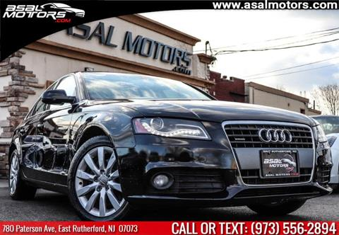 2012 Audi A4 for sale in East Rutherford, NJ