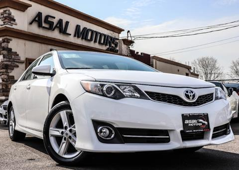 2014 Toyota Camry for sale in East Rutherford, NJ