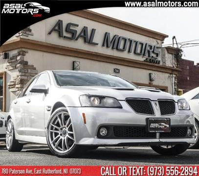 2009 Pontiac G8 for sale in East Rutherford, NJ