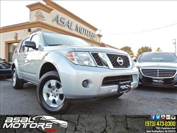 2008 Nissan Pathfinder for sale in East Rutherford, NJ