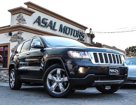 2013 Jeep Grand Cherokee for sale in East Rutherford, NJ