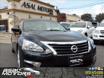 2013 Nissan Altima for sale in East Rutherford, NJ