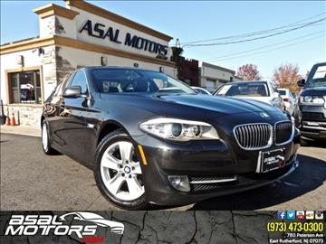 2011 BMW 5 Series for sale in East Rutherford, NJ