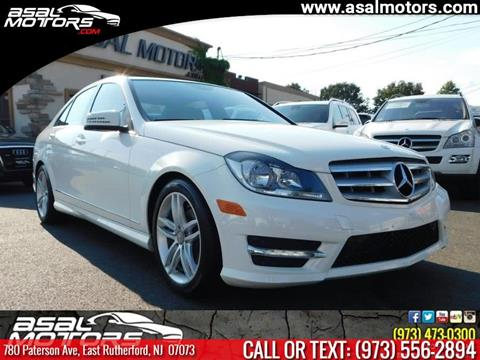 2012 Mercedes-Benz C-Class for sale in East Rutherford, NJ