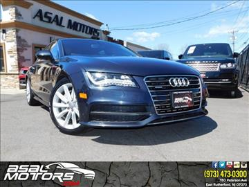 2013 Audi A7 for sale in East Rutherford, NJ