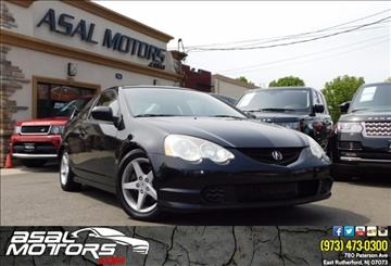 2002 Acura RSX for sale in East Rutherford, NJ