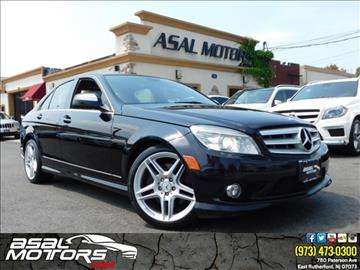 2009 Mercedes-Benz C-Class for sale in East Rutherford, NJ