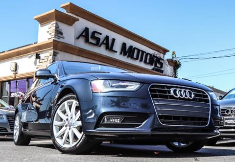2013 Audi A4 for sale in East Rutherford, NJ