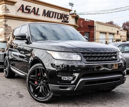 2015 Land Rover Range Rover Sport for sale in East Rutherford, NJ