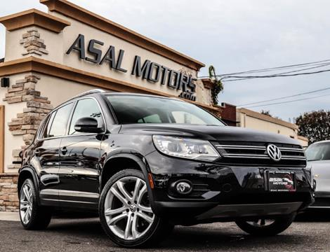 2013 Volkswagen Tiguan for sale in East Rutherford, NJ