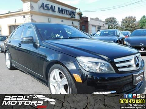 2011 Mercedes-Benz C-Class for sale in East Rutherford, NJ