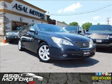 2007 Lexus ES 350 for sale in East Rutherford, NJ