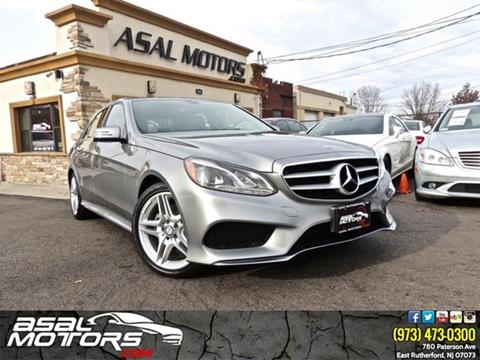 2014 Mercedes-Benz E-Class for sale in East Rutherford, NJ