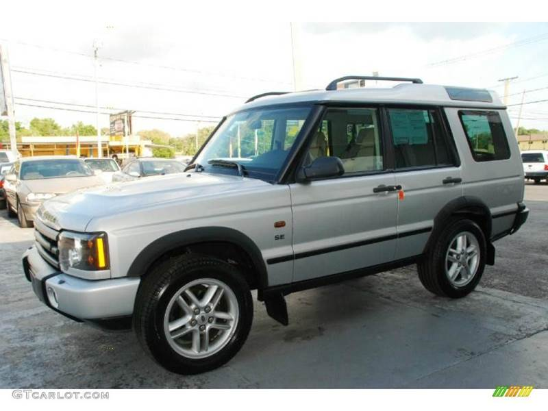 2004 Land Rover Discovery Se 4wd 4dr Suv In Martinez Ca