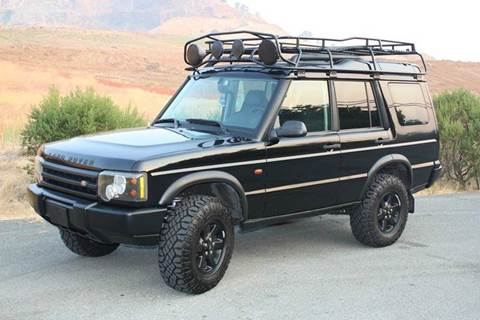 Used 2004 Land Rover Discovery For Sale - Carsforsale.com®