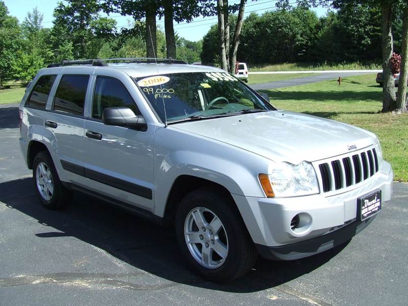 2006 jeep grand cherokee for sale in maine. Black Bedroom Furniture Sets. Home Design Ideas