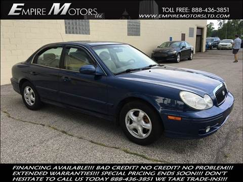 2005 Hyundai Sonata for sale in Cleveland, OH