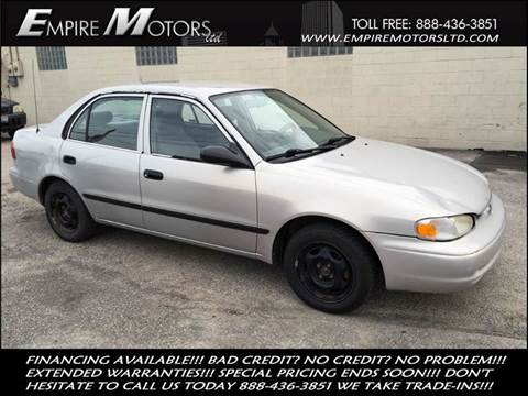 1999 Chevrolet Prizm for sale in Cleveland, OH