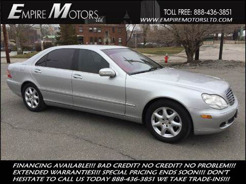 2006 Mercedes-Benz S-Class for sale in Cleveland, OH