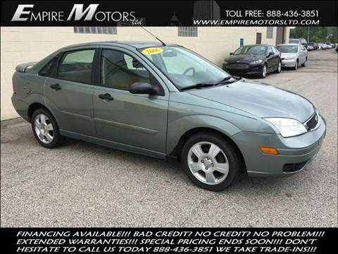 2006 Ford Focus for sale in Cleveland, OH