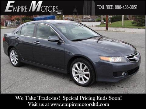 Acura used cars for sale cleveland empire motors ltd for Empire motors auto sales