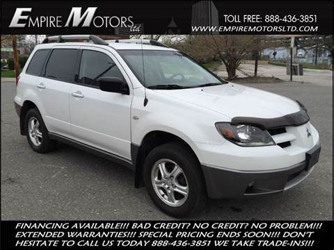 2004 Mitsubishi Outlander for sale in Cleveland, OH