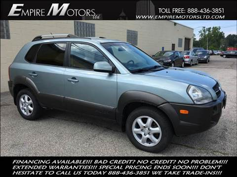 2005 Hyundai Tucson for sale in Cleveland, OH