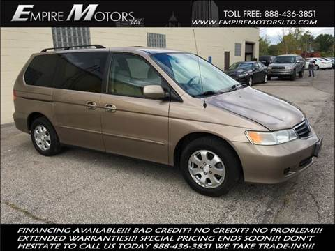 2003 Honda Odyssey for sale in Cleveland, OH