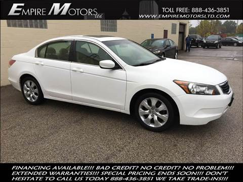 2009 Honda Accord for sale in Cleveland, OH