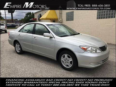 2003 Toyota Camry for sale in Cleveland, OH