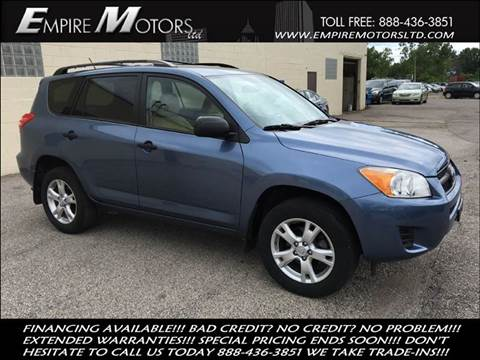 2009 Toyota RAV4 for sale in Cleveland, OH