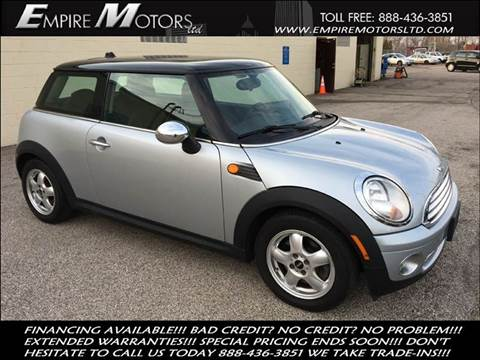 2007 MINI Cooper for sale in Cleveland, OH