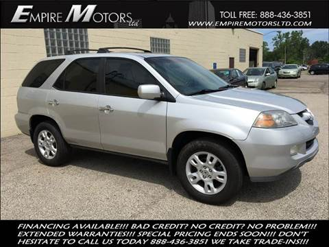 2006 Acura MDX for sale in Cleveland, OH