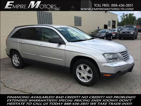 2006 Chrysler Pacifica for sale in Cleveland, OH