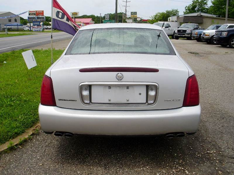2001 Cadillac DeVille 4dr Sedan - Kaiser MO