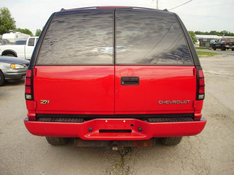 2000 Chevrolet Tahoe Limited/Z71 4dr Z71 4WD SUV - Kaiser MO