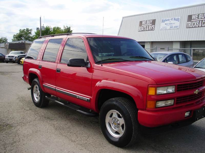 Chevrolet Tahoe Limited Suv In Kaiser Mo