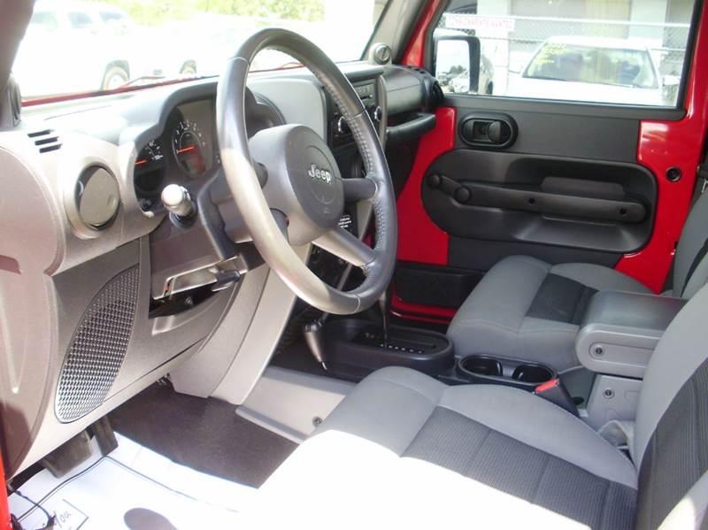 2009 Jeep Wrangler 4x4 X 2dr SUV - Kaiser MO