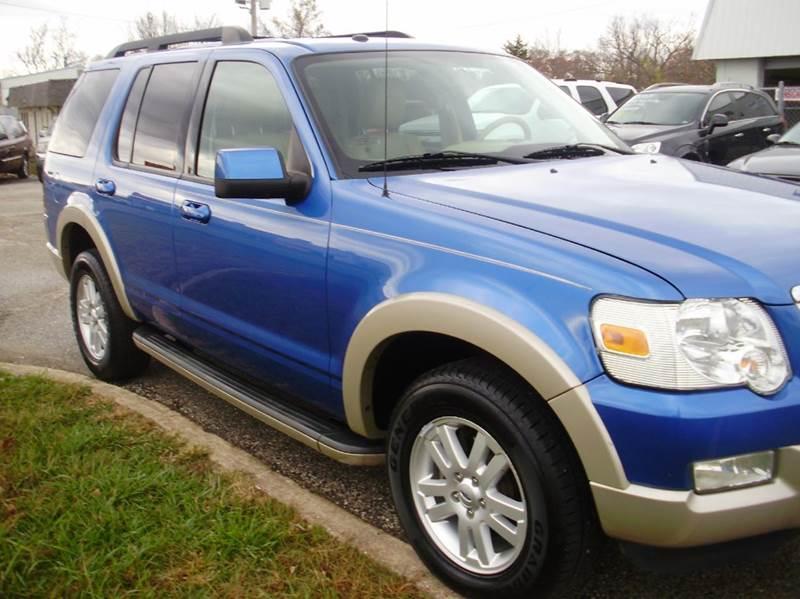 2010 Ford Explorer 4x4 Eddie Bauer 4dr SUV - Kaiser MO