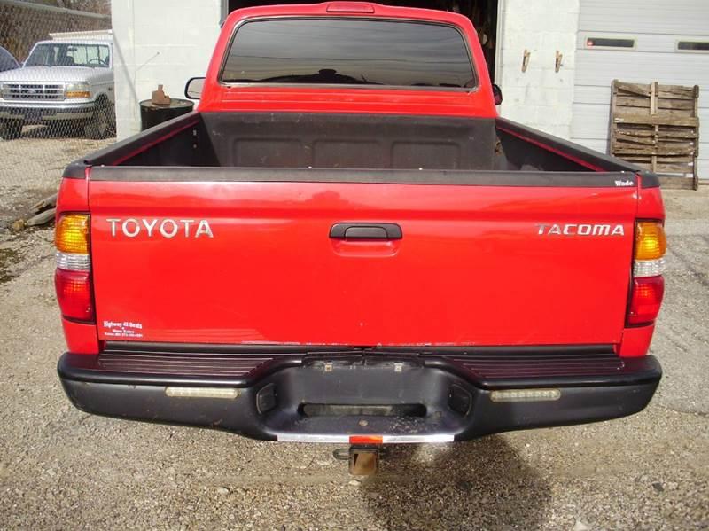 2003 Toyota Tacoma 2dr Standard Cab Rwd SB - Kaiser MO
