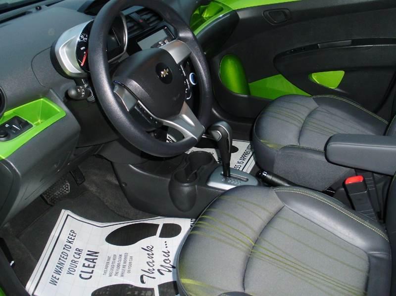 2015 Chevrolet Spark 1LT CVT 4dr Hatchback - Kaiser MO