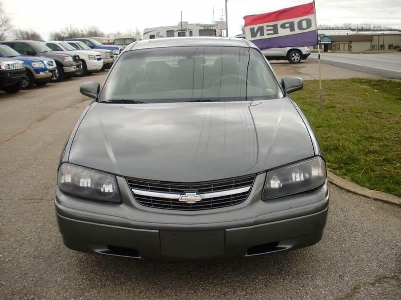 2005 Chevrolet Impala 4dr Sedan - Kaiser MO
