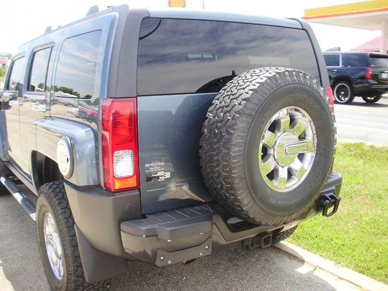 2007 HUMMER H3 Luxury 4dr SUV 4WD - Kaiser MO