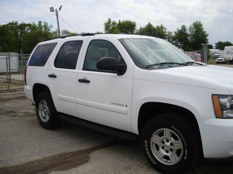 2007 Chevrolet Tahoe LS 4dr SUV 4WD - Kaiser MO